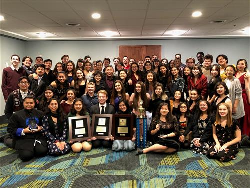 3d512b6a6e0 Ayala High School Choirs Bring Home Gold Medals from National Competition  World Strides Festival
