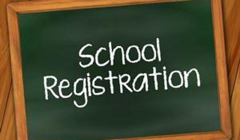 Registration: 2019-20 School Year
