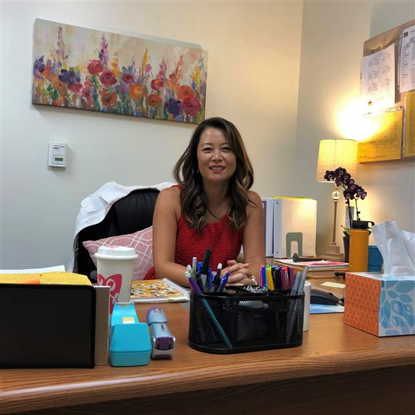 Welcome, Ms. Han!  Dickson's Vice-Principal