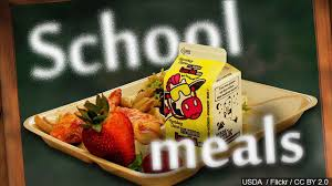 Meal Service for students during the closure of schools