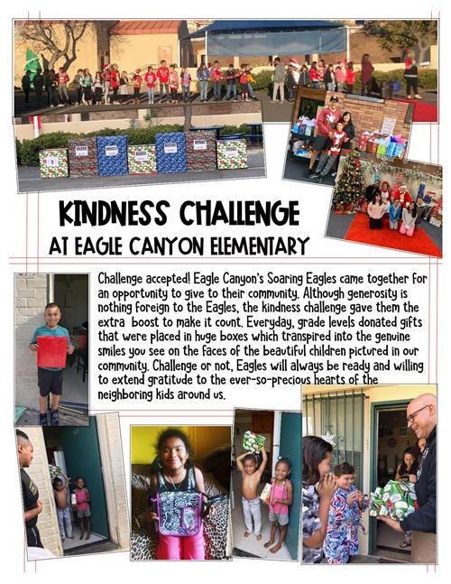 Eagle Canyon Elementary / Homepage