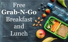 Free Grab and Go Meals!!!
