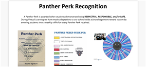 Panther Perk Recognition
