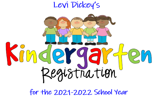 New Student Registration for the 2021-2022 School Year