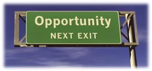Opportunity Next Exit