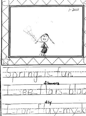 the kindergarten connection   writing samples for kindergarten clipart punctuation marks clipart punctuation marks