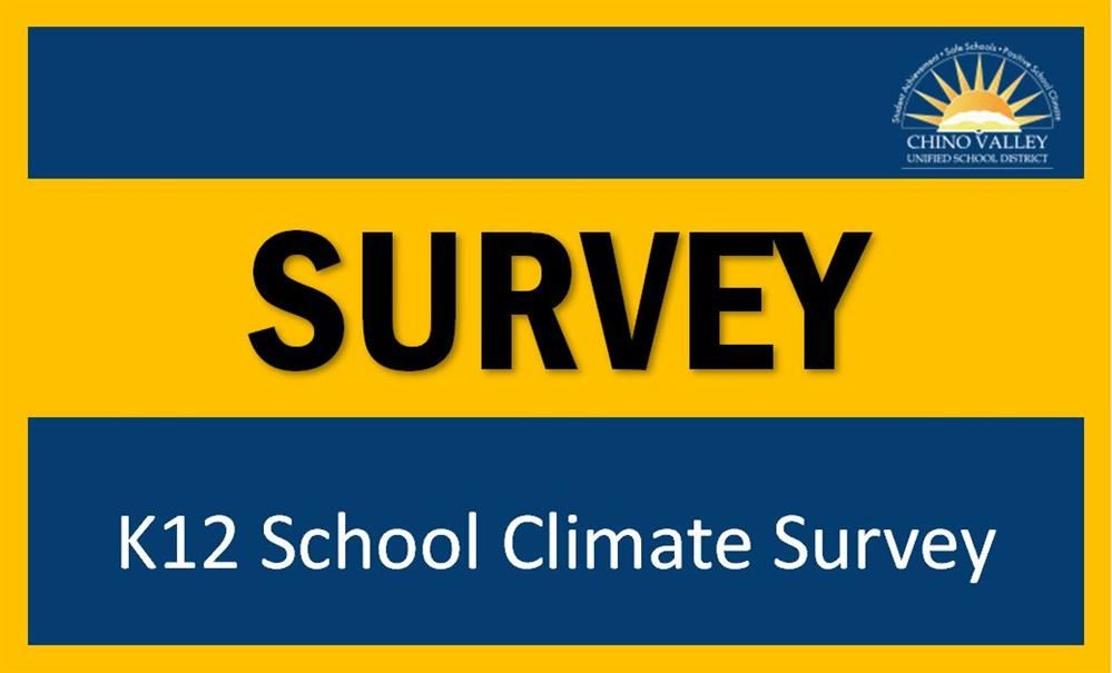 K12 School Climate Survey