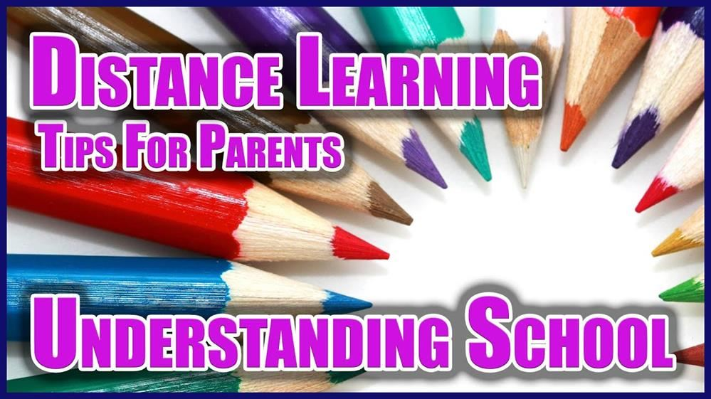 Parent Information to Support Distance Learning