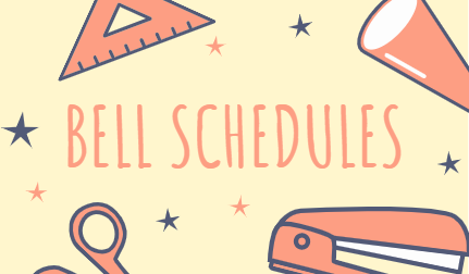 Jr. High and Elementary Bell Schedules