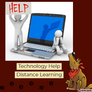 Technology Help During Distance Learning