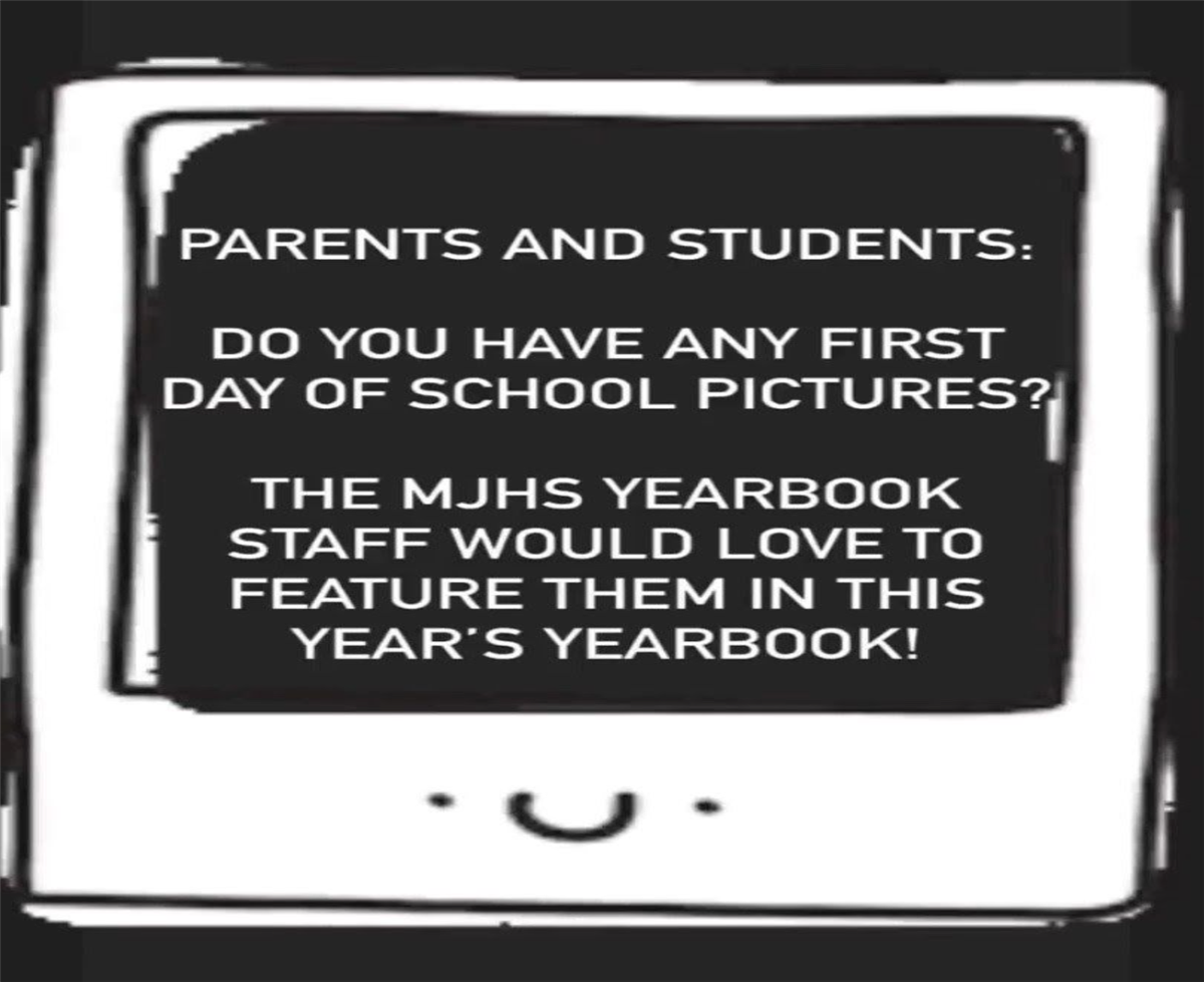 Submit Your Photos for our Yearbook!