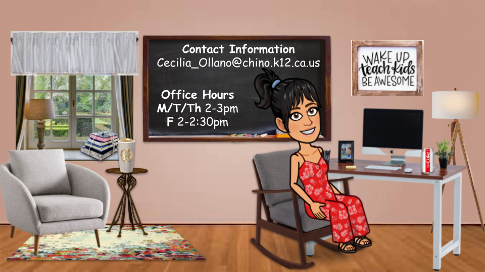 Contact and Office Hours