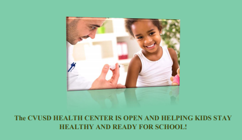 CVUSD HEALTH CENTER
