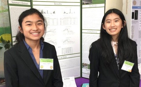 CHHS Takes Second Place at the California Science & Engineering Fair