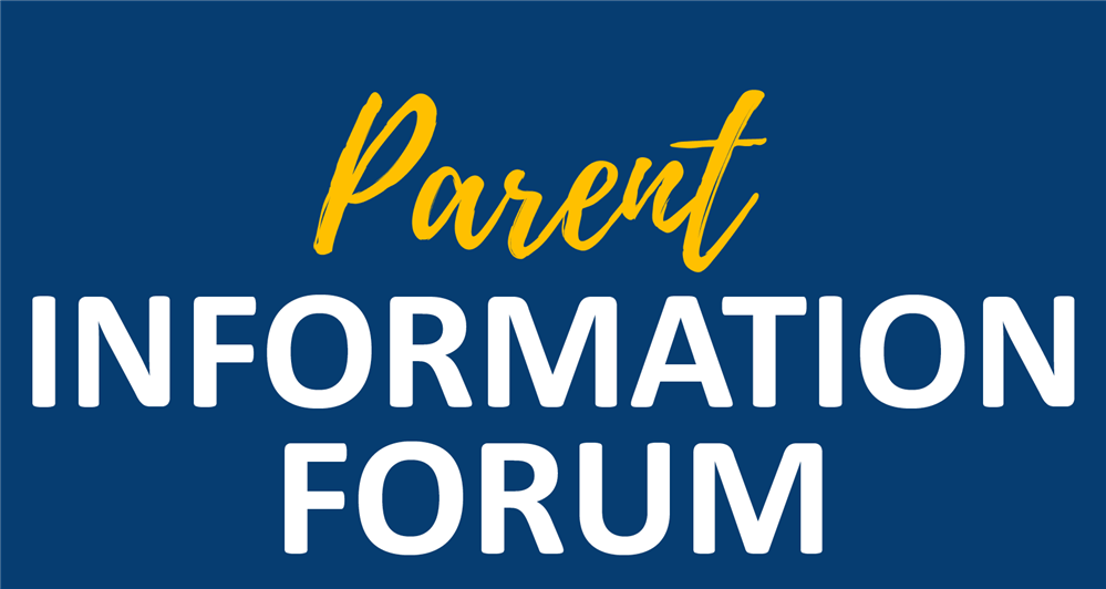 CVUSD Parent Information Forum