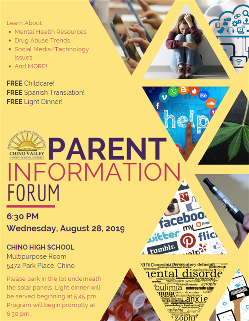Parent Information Flyer