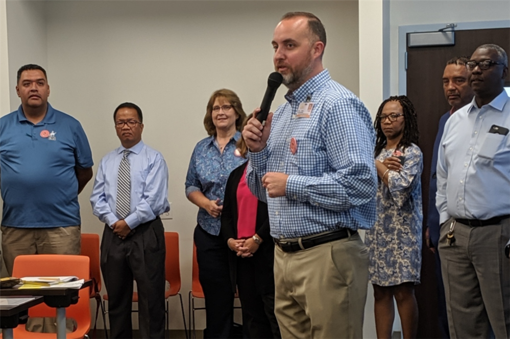 District Administrators Come Together During 2019 Leadership Charge Week
