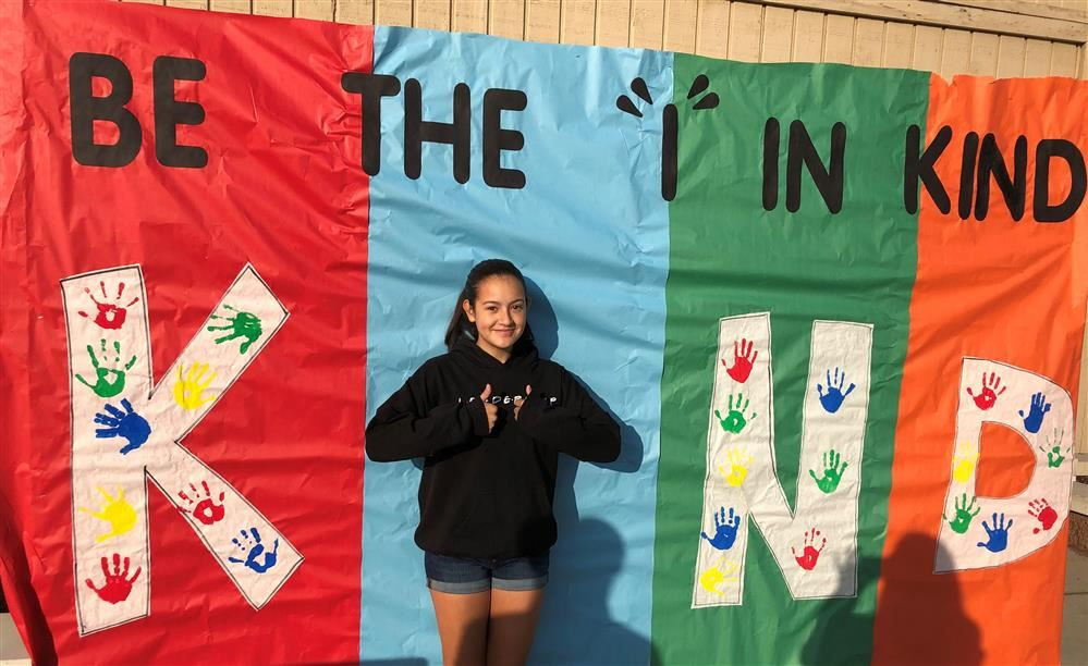 Students Celebrate World Kindness Day Across the District
