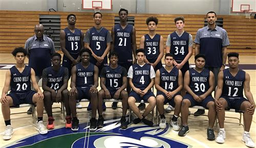 Chino Hills High Varsity Boys' Basketball Going to State Championship