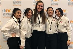Competition a learning experience for Chino Hills High's Hospitality and Tourism Academy students