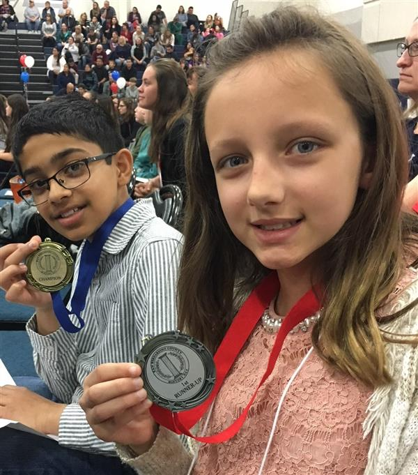 Wickman ES Champ Headed for CA History Day Competition