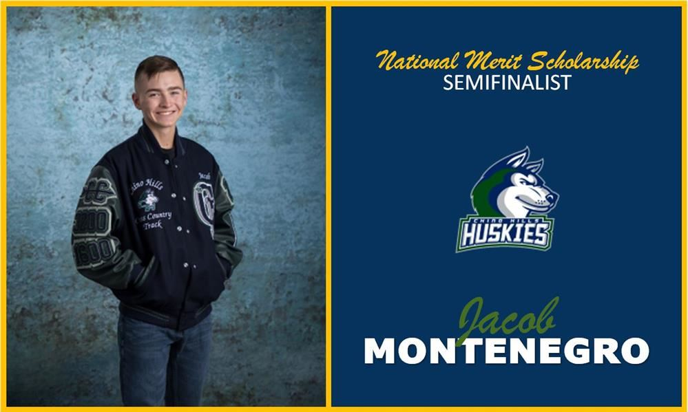 CHHS Senior Recognized as National Merit Scholarship Semifinalist
