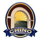 City of Chino logo featuring rising sun