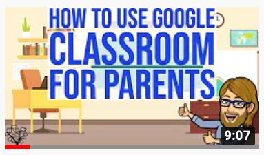 How to Use Google Classroom for Parents