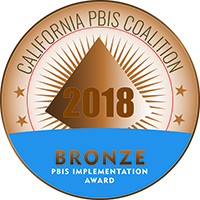 PBIS Implementation at the Bronze Level