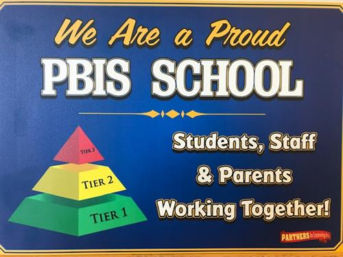 we are a PBIS school