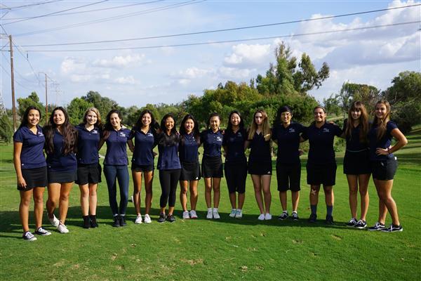 misawa keane chino hills high school varsity and jv girls golf