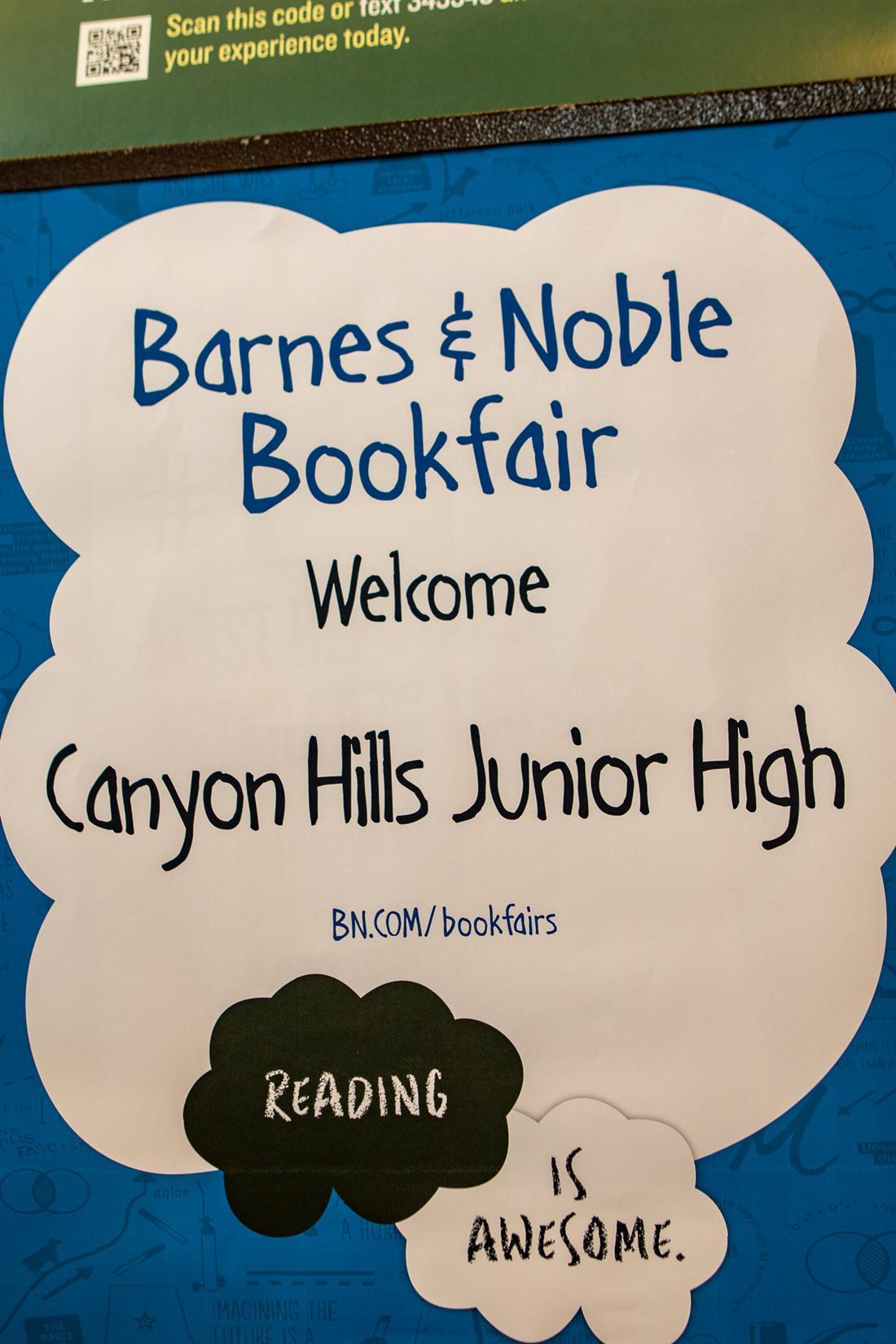 Canyon Hills Junior High / Homepage