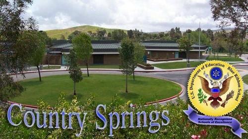 Country Springs Elementary / Homepage