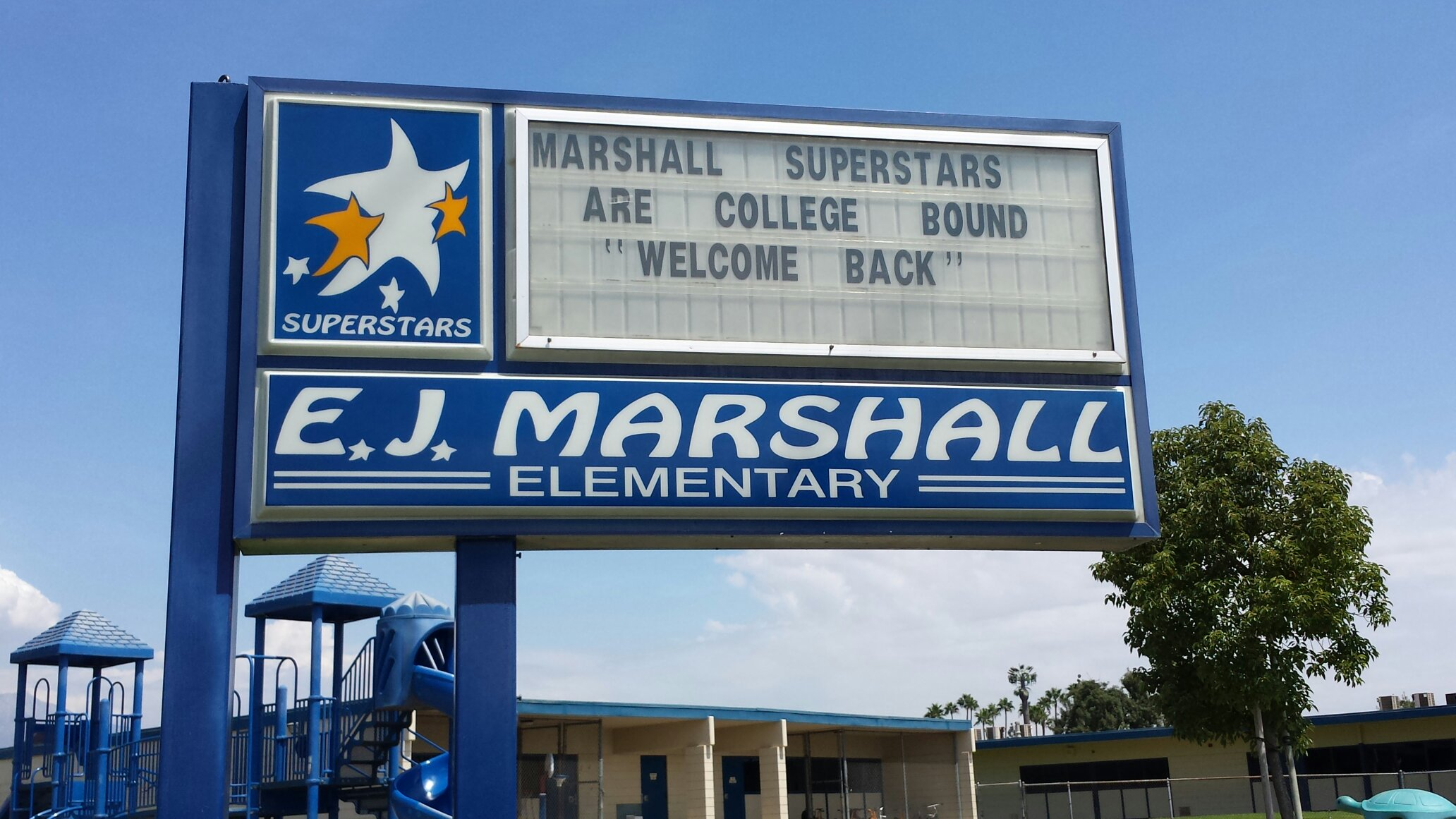 E  J  Marshall Elementary / Homepage