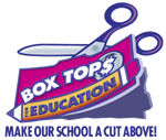 BOX TOP$ for Education Logo