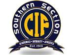 Logo for Southern Section CIF California Interscholastic Federation