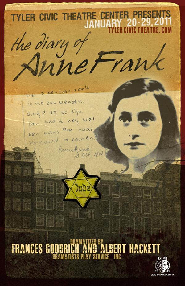 anne frank s message of accountability Anne frank: her life story, the diary and the secret annex.